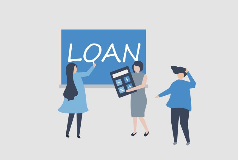 overseas study loan amount